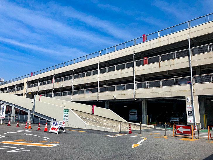 石川県営兼六園駐車場
