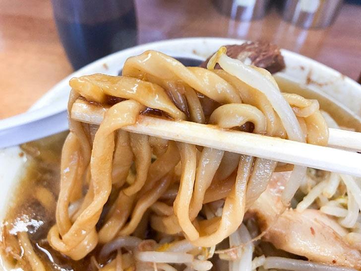 マキシマムザラーメン 初代 極 自家製極太麺