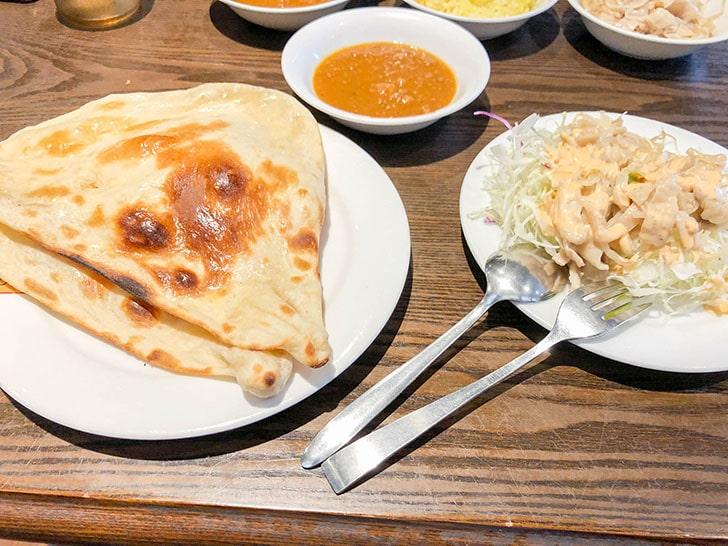 印度家 金沢店 食べ放題ランチ