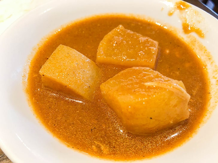 印度家 金沢店 特製カレー