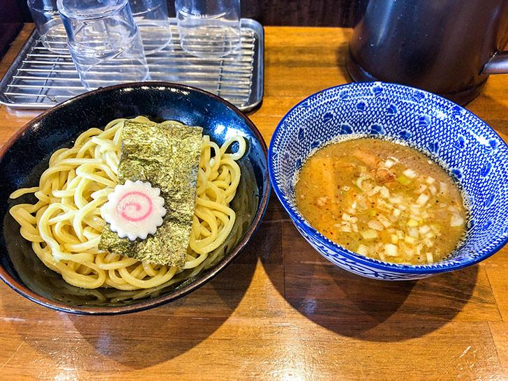 二郎系つけ麺 麺屋 凪 つけ麺