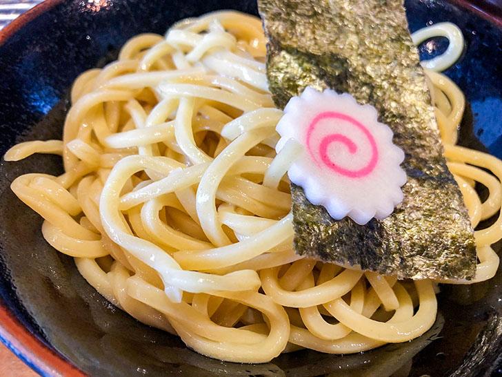 二郎系つけ麺 麺屋 凪 プリプリな太麺