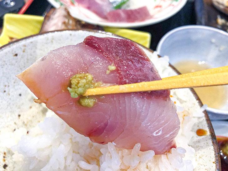 魚がし食堂 金沢中央市場店 がんと