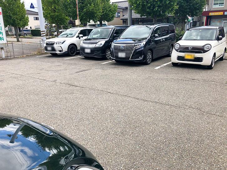 chezcouple(CHEZ COUPLE(シェクープル)) 駐車場