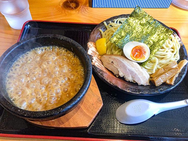 札幌海老麺舎 金沢銭五店 濃厚海老つけ麺