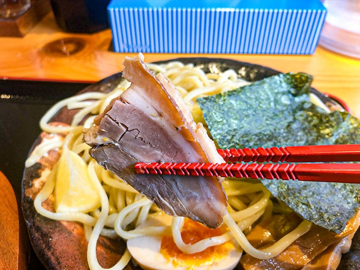 札幌海老麺舎 金沢銭五店 チャーシュー
