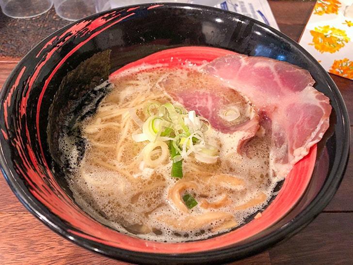 金澤拉麺gen 豚骨醤油ラーメン