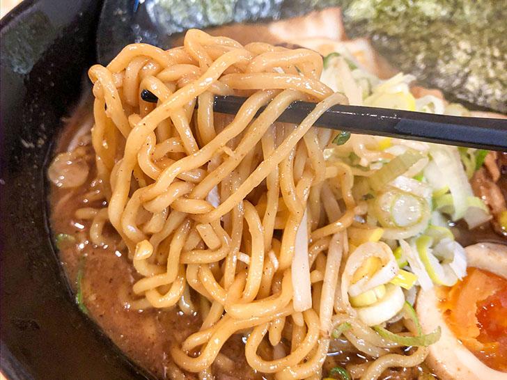 松田屋 縮れ細麺