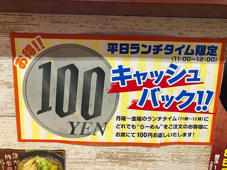 松田屋 キャッシュバック