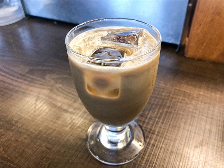 てきさす 食後のコーヒー