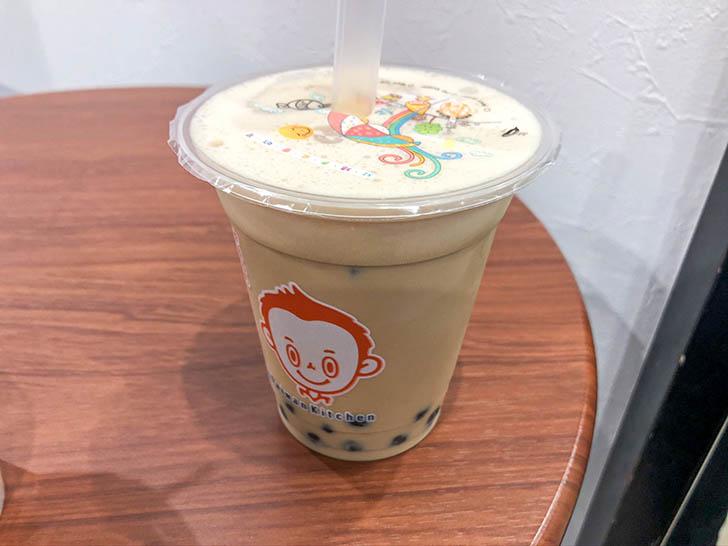 李さんの台湾名物屋台 金沢竪町店 ミルクティ