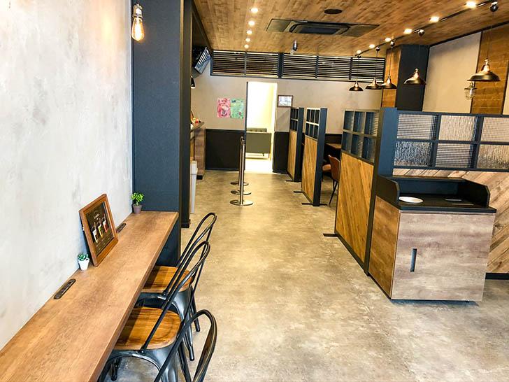 琥珀‐KOHAKU‐金沢竪町店 店内