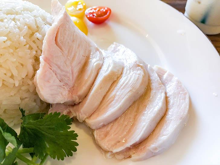 雷風 海南鶏飯(ライフーチキンライス) チキン