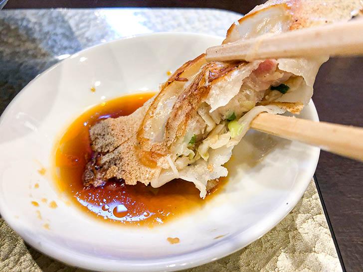 自家製麺 つけ麺桜 タレとラー油
