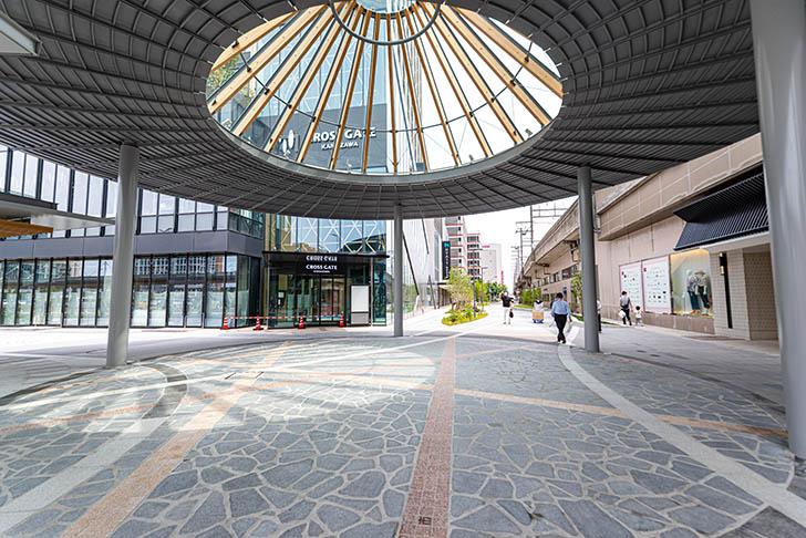 金沢駅西口3