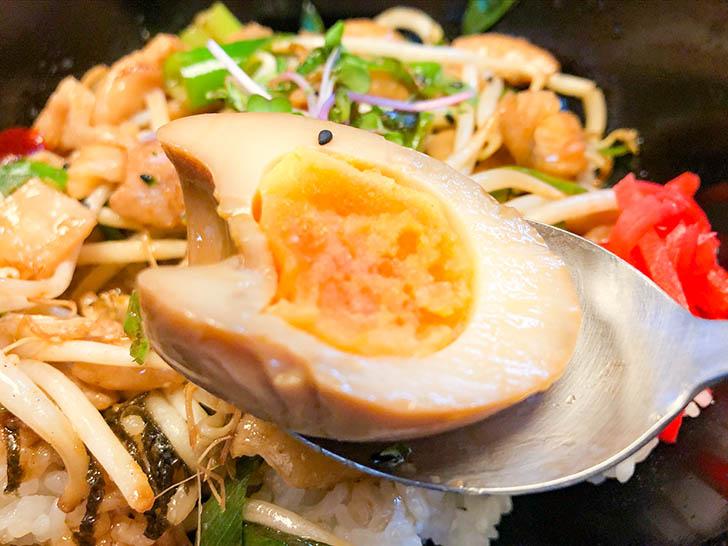 竹の家 卵