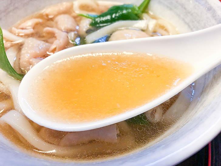 竹の家 あっさりスープ