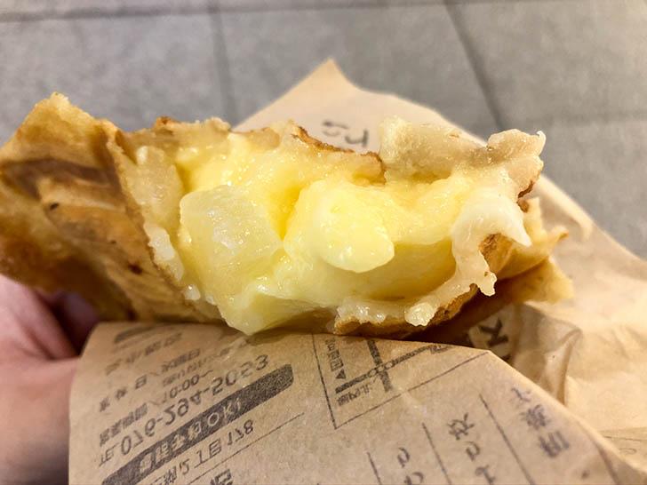 たい焼き工房 土九 金沢駅あんと店 りんごたっぷり