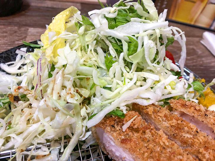まんぷく食堂 悠有 サラダ