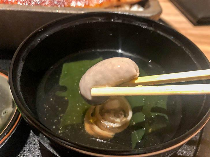 うなぎ4代目菊川 クロスゲート金沢店 ウナギの肝