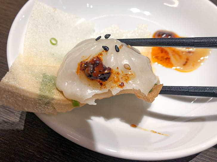 鼎's by JIN DIN ROU クロスゲート金沢店 小籠包 酢味噌とラー油