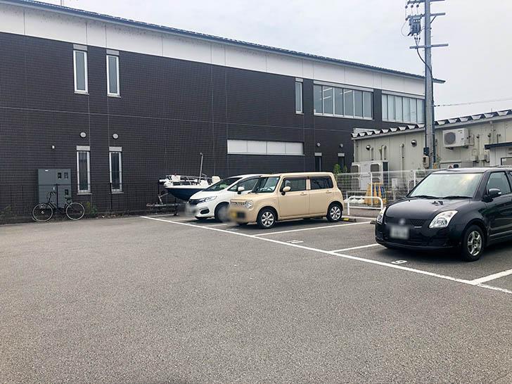 ゑび善 駐車場