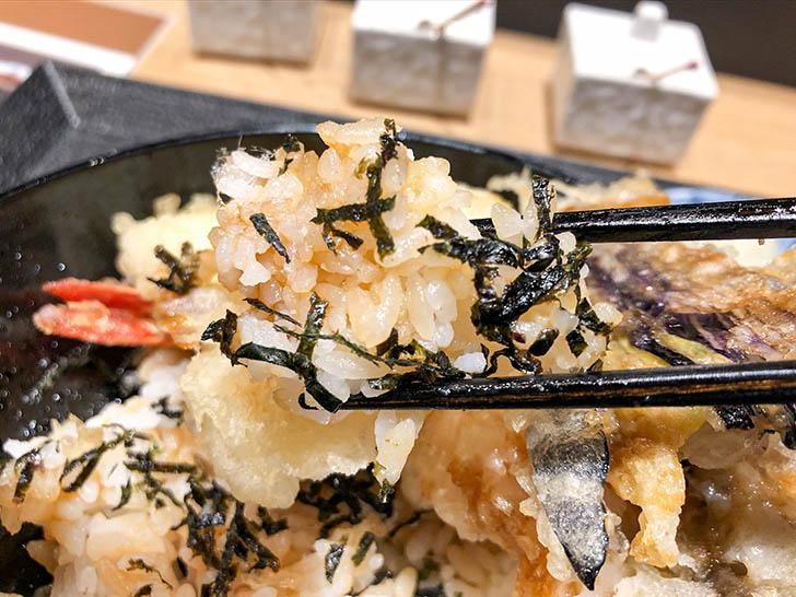 喜久や クロスゲート金沢 ご飯にも味がついている