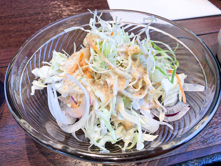 みんなdeステーキ サラダ(ドレッシング有)