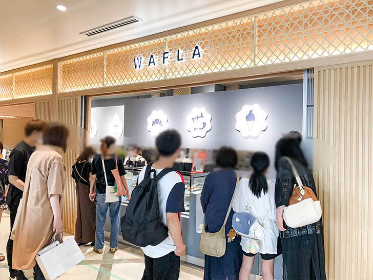 WAFLA(ワッフラ) クロスゲート金沢店