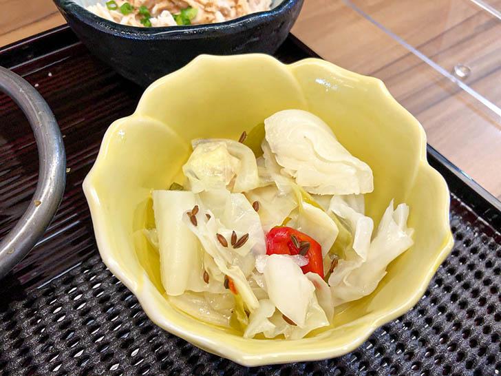 キッチン二郎 サラダ