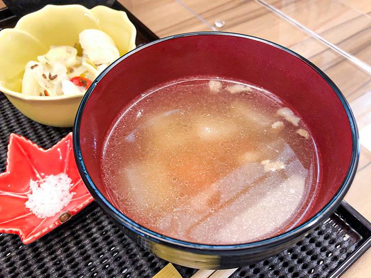 キッチン二郎 スープ