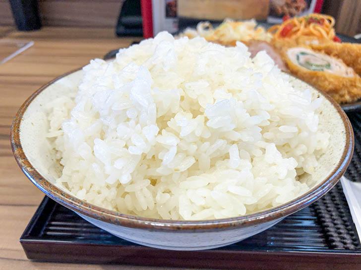 キッチン二郎 大盛ご飯