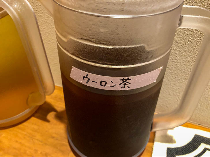 oink oink ウーロン茶