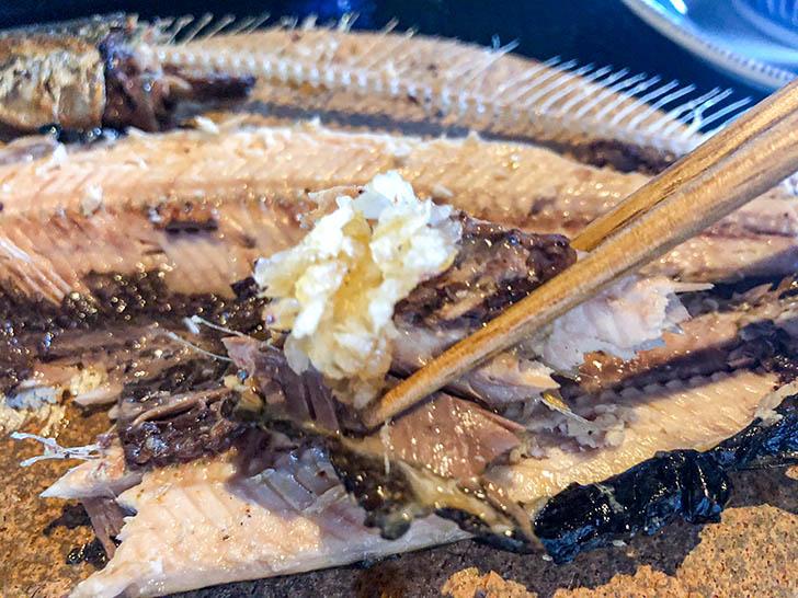 原始焼 金澤ととと 秋刀魚と相性抜群