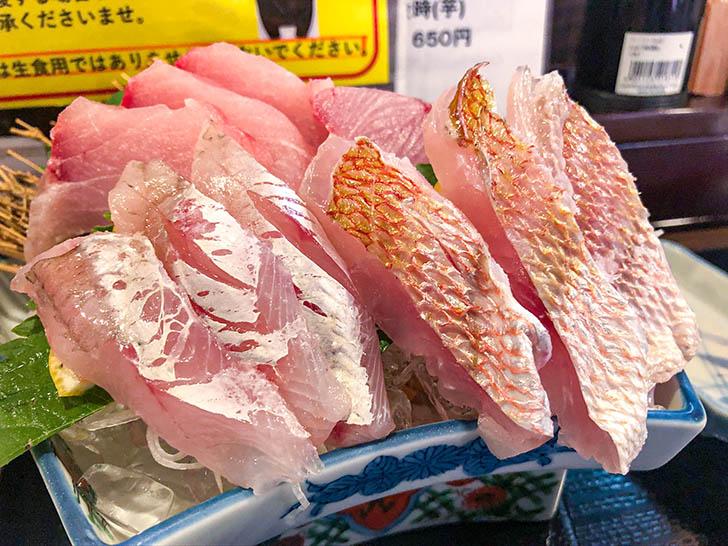 魚笑(うおしょう) お刺身