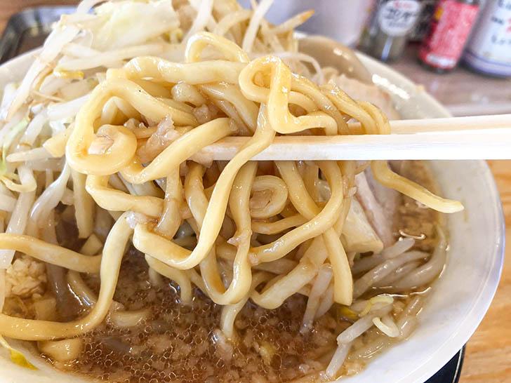 らーめん ひかり 太麺