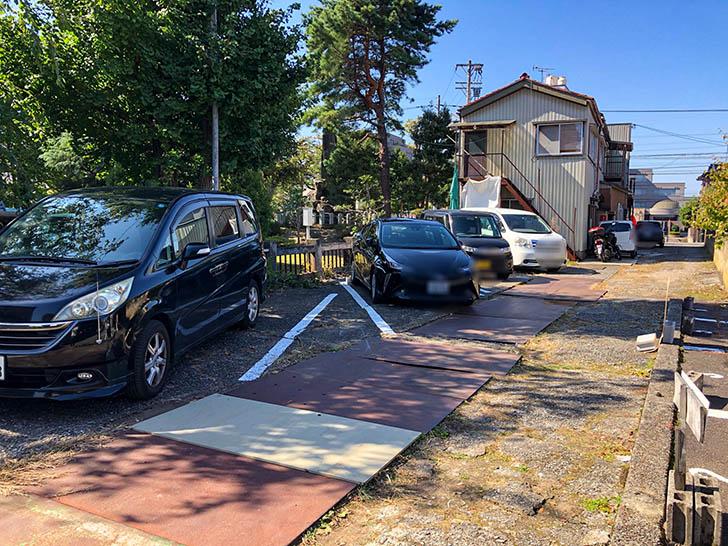らーめん ひかり 駐車場