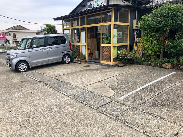 天きち 駐車場3
