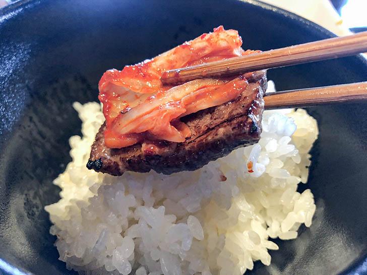 焼肉 岳 お肉とキムチ