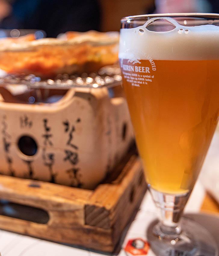市の蔵 カニとクラフトビール