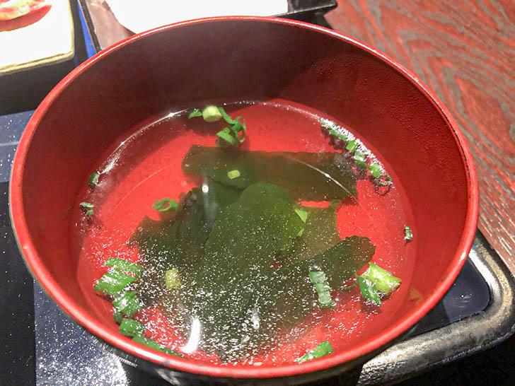 焼肉 蔵 野々市店 スープ