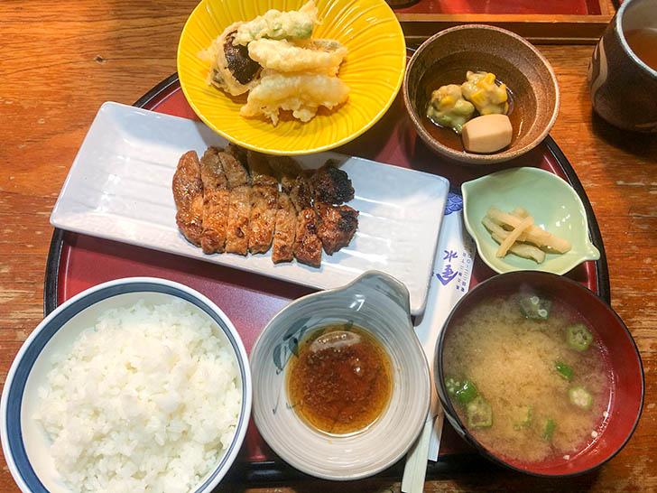 金水寿司 日替わりランチ