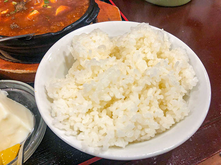 京華 ご飯