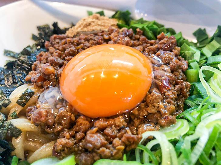 麺屋 こころ 金澤店 ひき肉
