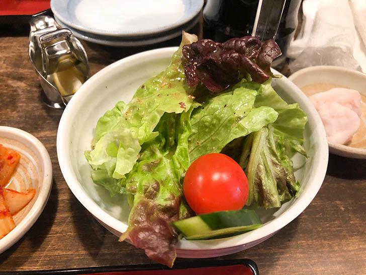 焼肉ひろ亭 サラダ