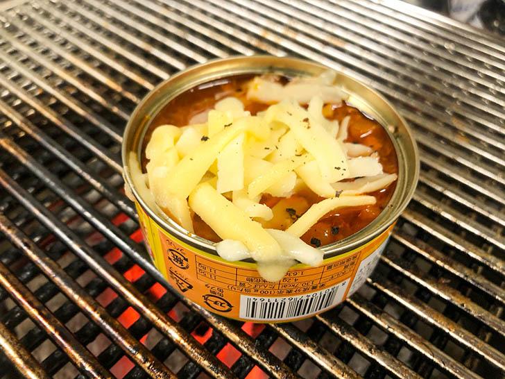 カルメギ本店 ツナ缶チーズ