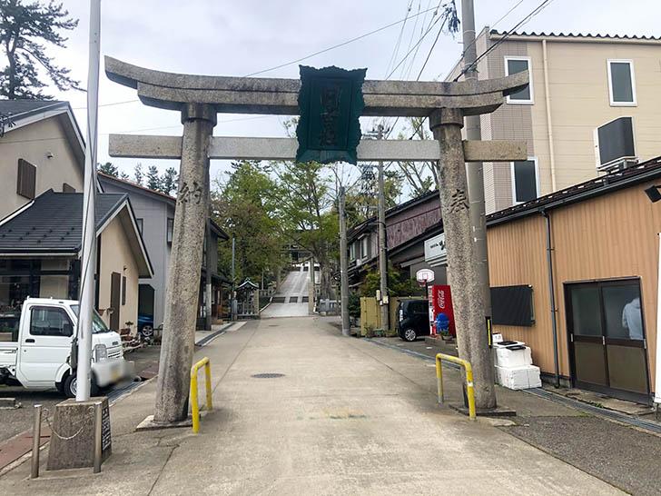 かにの居酒屋 弁吉 駐車場2
