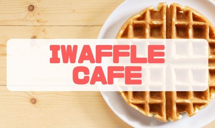 iWAFFLE cafe アイキャッチ画像