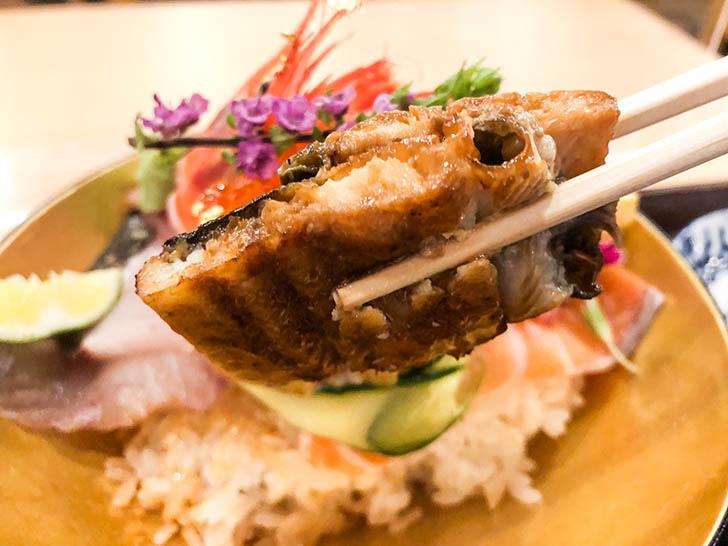 海鮮丼 ゆたか水産 刺身5