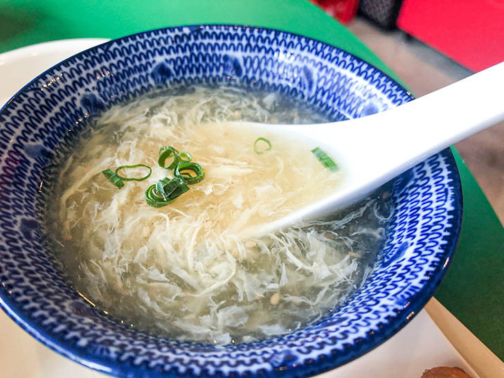 毎日中華 スープ